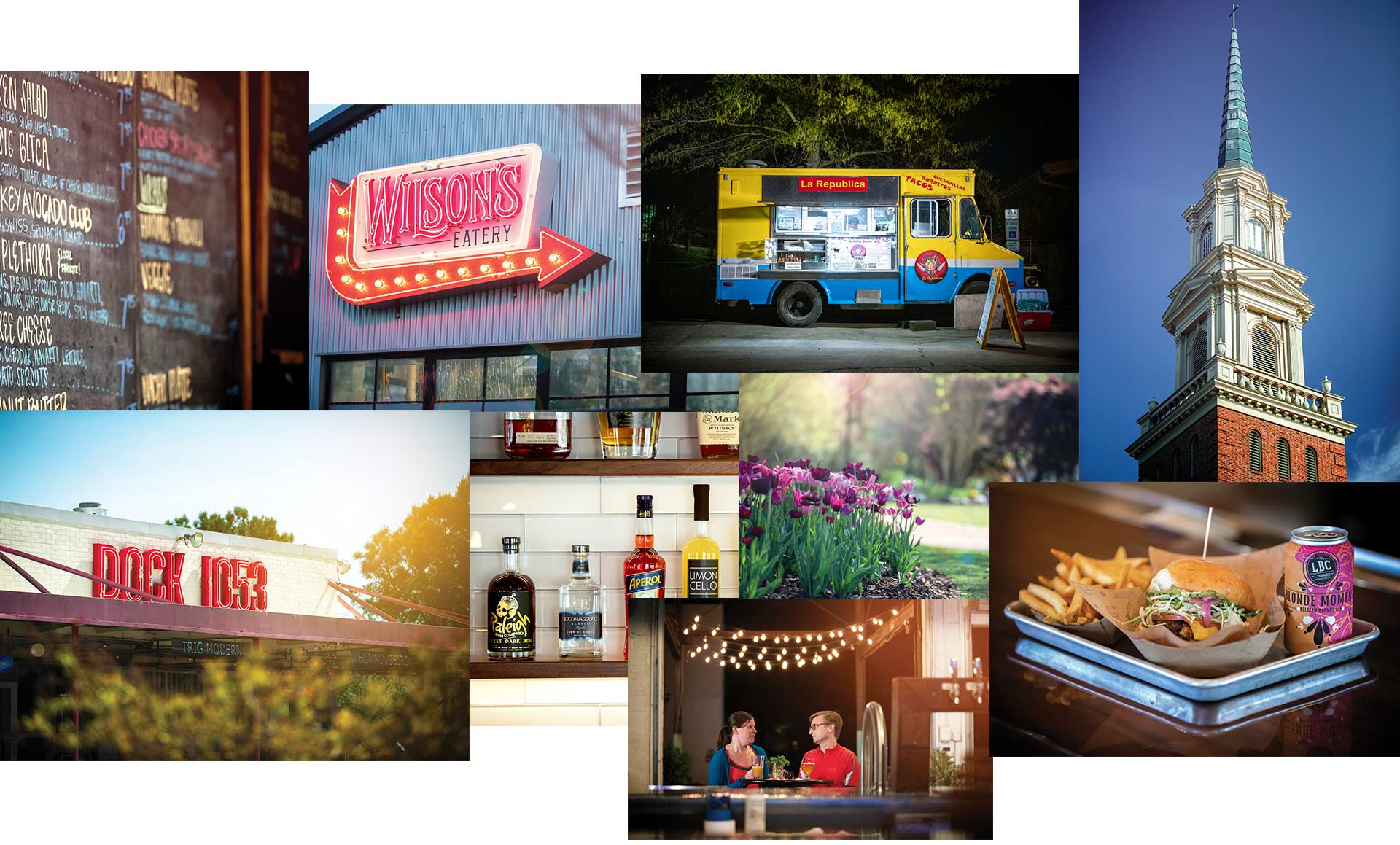 The Carson - Website Design by Springer Studios, Raleigh, NC